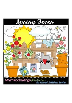 Spring Fever Clipart Collection