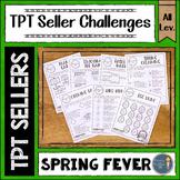 Spring Fever TPT Seller Challenges