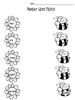 Spring Fever Worksheet Bundle