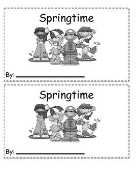 Spring Fever Writing and Math Unit