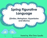 Spring Figurative Language
