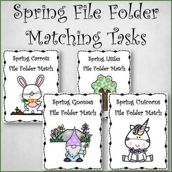 Spring File Folder Tasks