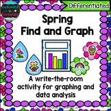 Spring Find and Graph: A Differentiated Math Center