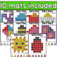 Spring Fine Motor Counting Activity