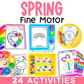 Spring Fine Motor Pack