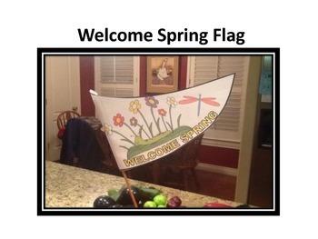 Spring Flag