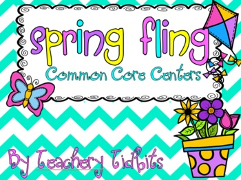 Spring Fling Common Core Centers