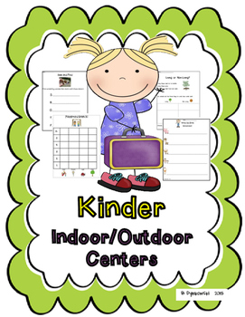 Kinder Indoor Outdoor Centers