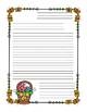 Spring Fling: Friendly Letter Writing Templates
