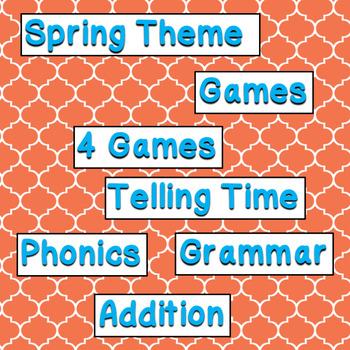 Spring Fling Game Bundle