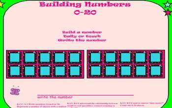 Spring Fling Number Building 0-20