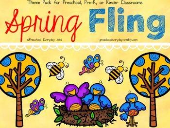 Spring Fling Theme Pack