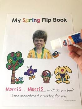 Spring Flip Book
