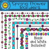 Spring Flower Borders