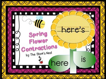 Spring Flower Contractions Exercises
