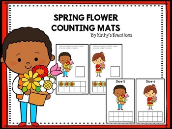 Spring Flower Counting