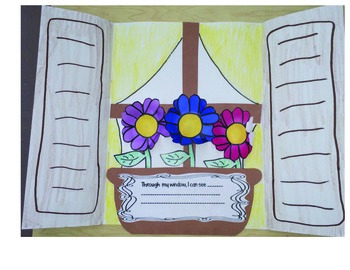 Spring Flower Craftivity