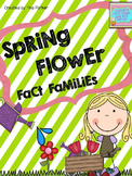 Spring Flower Fact Families