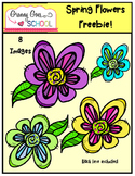 Spring Flower Freebie!