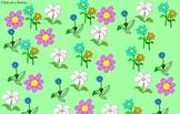 Spring Flower Kooshball Activity