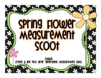 Spring Flower Measurement Scoot