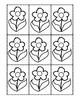 Spring Flower Open Ended Card Game