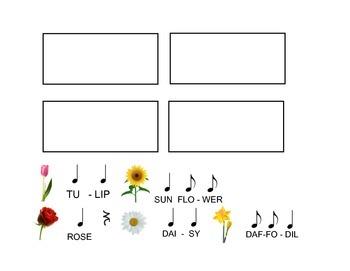 Spring Flower Rhythms