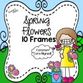 Spring Flowers 10 Frames