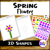Spring Flowers Pattern Starter Activities