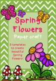 Spring Flowers Templates