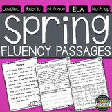 Spring Fluency Passages