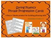 Spring Fluency Phrase Progression Cards