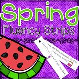 Spring Fluency Strips
