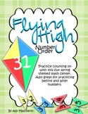 Spring Flying High Count on Math Center