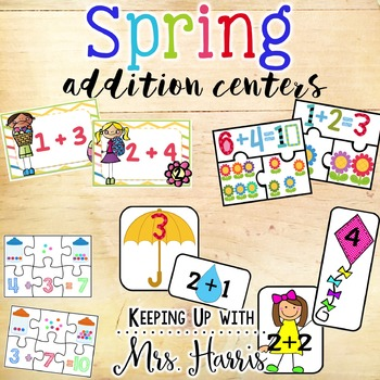 Spring Addition Centers