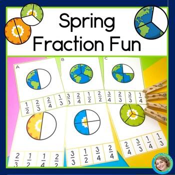 Spring Fraction Fun