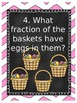 Spring Fractions PowerPoint Printable Assessment Activity