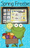 Spring Free--Spring Time Opposites Cookie Sheet Activity