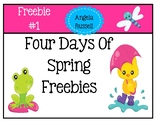 Spring Freebie #1