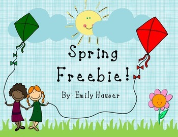 Spring Freebie!