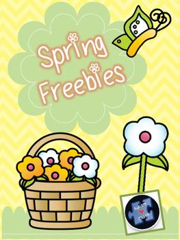 Spring Freebies