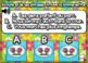 Spring French BOOM cards-Écoute et lis les phrases. (MAI : Jeu 3)