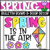 Spring Friends Bulletin Board or Door Decoration