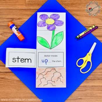 Spring Full of Plants! Literacy, Writing, & Science Fun!