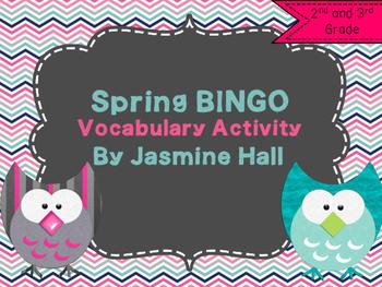 Spring Fun BINGO