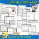 Spring Fun: Eggs & Bunnies Literacy Unit- Emergent Readers & No Prep Activities