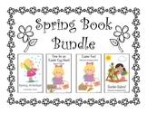 Spring Fun! Interactive Vocabulary Books