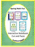 Math Interactive Notebook,Preschool, Kindergarten, Special Education