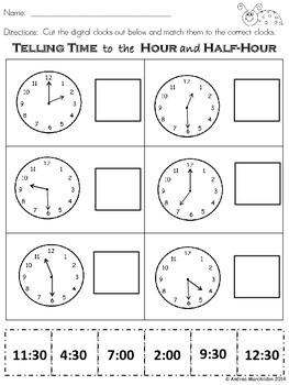 Spring Fun: Math Worksheets/Printables