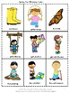 Spring Fun Memory Game Fine Motor Skills Activity Special Education Kindergarten